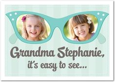 Sweet Vision | Grandparents Day Cards from Treat.com