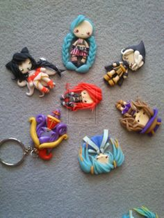 League of legends charms by Arytopia.deviantart.com on @deviantART