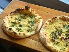 Cold Fermented Fontina, Parmigiano, and Oregano Pizza Recipe Neapolitan Pizza Dough Recipe, Neopolitan Pizza, Italian Pizza Dough Recipe, Neapolitanische Pizza, Slice Pizza, Focaccia Pizza, Pizza Ovens, Pizza Rolls, Great Pizza