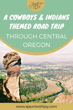 Road Tripping Through Central Oregon : Cowboys & Indians Style — A Jaunt With Joy. Central Oregon looks just like the wild wild west, making it perfect for a Cowboys & Indians themed road trip! Discover horseback riding, teepees, and more! www.ajauntwithjoy.com