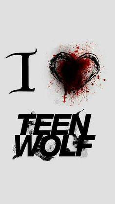 I ❤️ Teen Wolf