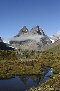 Dronning Marie Dal, Greenland.  Photo: © Gentoomult.