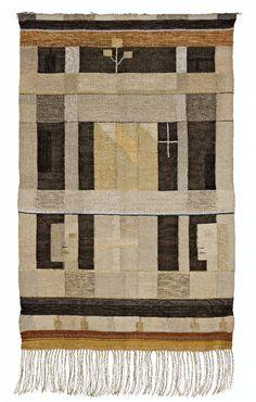 Maija Kansanen studio | wall hanging | wool + linen + metallic | 105 cm x 157 cm | Helsinki, Finland | 1929