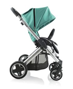 Pin to Win* babyPLACE Sweeps! The Qool Silver Stroller is compact, stylish and folds easily.  Visit www.childrensplac... for your chance to win this fabulous prize stroller! #bigbabybasketsweeps