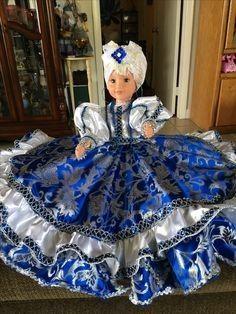 Muñecas santeras