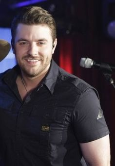 Chris Young Ugh...those muscly arms and that gorgeous face! *faints*