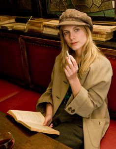 Melanie Laurent in Inglourious Basterds