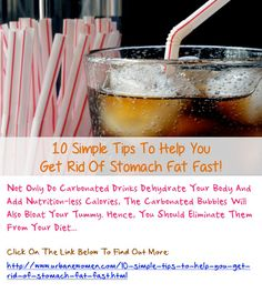 how to clean out your stomach fast