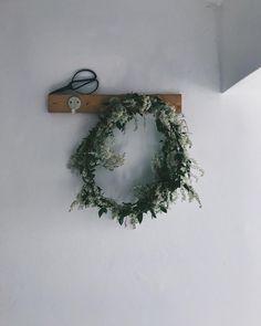 Autumn In New York, Hanukkah, Wreaths, Instagram, Decor, Decoration, Door Wreaths, Deco Mesh Wreaths, Decorating