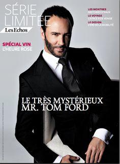 """""""Le très mystérieux Mr. Tom Ford"""""""