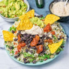 Mexican Fiesta Cauliflower Rice Recipe on Yummly. @yummly #recipe