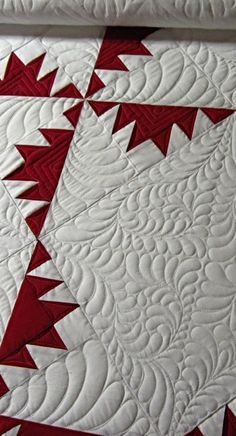 longarm quilting, custom made quilts, TL Kennedy Longarm