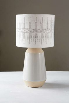 4040 Locust Speckled Ceramic Lamp Base - Urban Outfitters