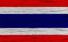 Télécharger fonds d'écran Drapeau de la Thaïlande, 4k, en Asie, en bois, texture, Thaï drapeau, symbole national, le drapeau de la Thaïlande, de l'art, de la Thaïlande Filipino Tribal Tattoos, Hawaiian Tribal Tattoos, Muay Thai Tattoo, Maori Tattoos, International Mother Language Day, Thailand Flag, Cross Tattoo For Men, Asia, Nordic Tattoo