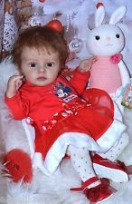 Reborn doll Betty made from Limited sold out kit Chloe от Natali Blick