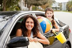 "Check us out: All fancy on She Knows Travel! ""Easy ways to keep your car organized"""