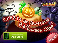 Just released our New FREE iPad Game, especially for Halloween.