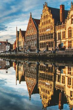 Reflection – Need help with registering a land in belgium? Places to travel 2019 Reflection – Need help with registering a land in belgium? Places Around The World, Travel Around The World, The Places Youll Go, Around The Worlds, Oh The Places You'll Go, Bruges, Beautiful World, Beautiful Places, Places To Travel