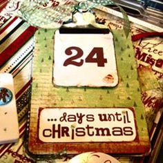 Clipboard Advent Calendar