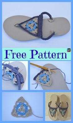 New baby crochet slippers free 47 Ideas Crochet Shark, Crochet Crocodile Stitch, Crochet Unicorn, Unique Crochet, Cute Crochet, Crochet Baby, Easy Crochet Slippers, Crochet Flip Flops, Flipflops