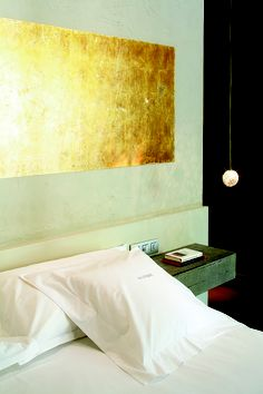 Gorgeous accommodations at Hotel Neri, Barcelona, Spain