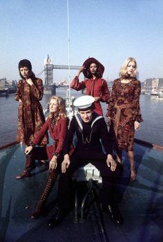 Mary Quant, Ensembles 1971