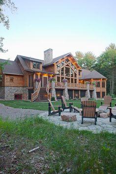 691 best log cabin homes images in 2019 log cabins log homes cottage rh pinterest com