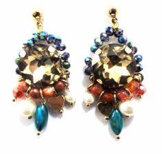 Spanish Jewell earrings on Etsy, £12.00