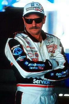 The death of Dale Earnhardt 10 years ago is often cited as the moment NASCAR got serious about safety. Truth is, the revolution had already begun, but the death of the Intimidator became its tipping point. Racing Baby, The Intimidator, Nascar Race Cars, Chase Elliott, Kyle Busch, Black Lightning, Dale Earnhardt Jr, Car And Driver, Vintage Racing