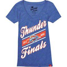 Oklahoma City Thunder NBA Finals Greatness Abyss Womens Tee $29.99 http://www.fansedge.com/Oklahoma-City-Thunder-NBA-Finals-Greatness-Abyss-Womens-Tee-_-74836359_PD.html?social=pinterest_pfid24-03355