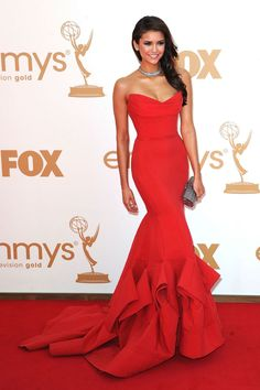 Nina Dobrev | The Emmy's (2011)