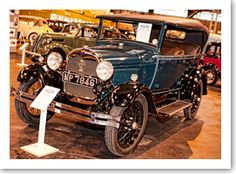 The NEC Classic Motor Show 2011