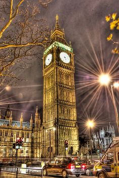 I like the HDR applied to this image. The Places Youll Go, Places To Travel, Places To Visit, Beautiful London, Beautiful Places, Big Ben, Destinations, England And Scotland, London Calling