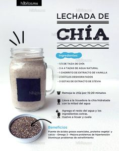 "Hábitos Health Coaching | ""LECHE VEGETAL"" ES DE CHÍA"