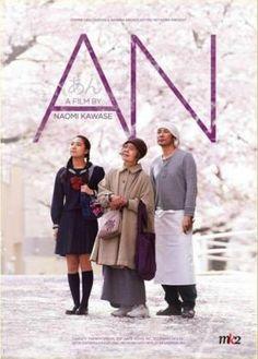 """""""Una pastelería en Tokio"""". Naomi Kawase. Japon, 2015. Encuentra esta película en la Mediateca: DVD-Kawase-PAS"""