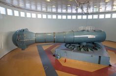 Centrifuge used for training cosmonauts at the Star City space center outside Moscow.