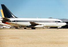 Olympic Airways B 737-219 (Thesseus) [N321XV]