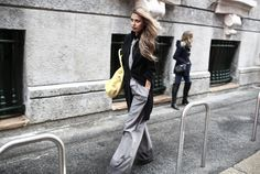 Street Style: Milan Fashion Week Fall 2014 - Vogue