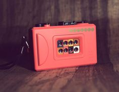 Another camera I must have. Lomography. Octomat Toy Camera