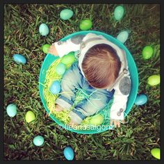 Easter pictures ideas baby boy