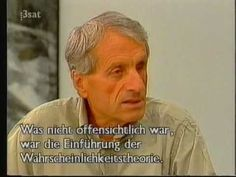 Iannis Xenakis English interview with German subtitles. Includes extracts of interviews with Volker Banfield Heinz Otto Peitgen. Iannis Xenakis was born on M. Game Theory, Personal Development, How To Become, Interview, German, English, Musicians, Youtube, Education