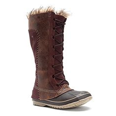 Sorel boots..........what got me through 9 New England winters. Wicked good.