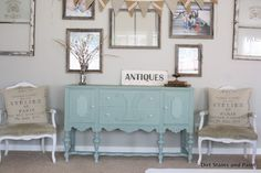 Dirt Stains and Paint: Old Yeller - Garage Sale Buffet