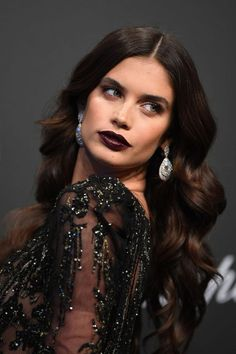 Sara Sampaio attends the Chopard Party during the annual Cannes Film Festival on May 2017 in Cannes, France. Hailey Baldwin, Lily Donaldson, Vogue Fashion, Fashion Models, Fashion Beauty, Steampunk Fashion, Gothic Fashion, Elisabeth Moss, Diane Kruger