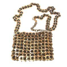 Vintage and Designer Evening Bags and Minaudières - For Sale at Vintage Purses, Vintage Bags, Vintage Handbags, Korean Accessories, Handbag Accessories, Fashion Accessories, Mode Vintage, Unique Vintage, Vintage Shops