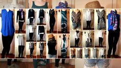 Travel with over 3 weeks worth of outfits in a single carry-on bag - find out how!