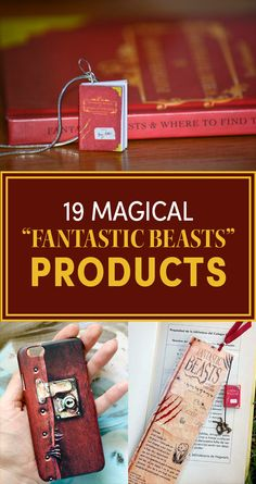 "19 Magical ""Fantastic Beasts"" Products You'll Want To Buy Immediately #timbeta #sdv #betaajudabeta"