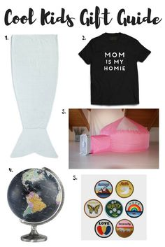 Cool Kids Gift Guide