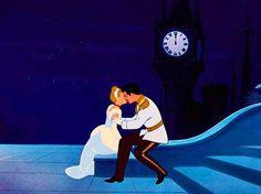 Kiss at midnight