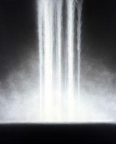 Hiroshi Senju - Waterfall
